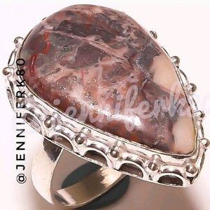 Jewelry - Brand new! Jasper Ring Sz 10